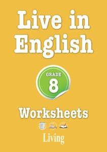 Living Yayınları Live in English 8. Sınıf Worksheets Grade 8