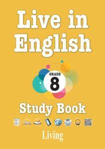 Living Yayınları Live in English 8. Sınıf Study Book Grade 8