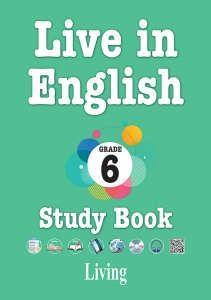 Living Yayınları Live in English 6. Sınıf Study Book Grade 6