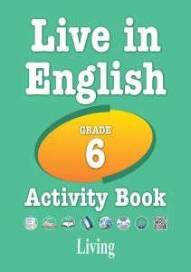 Living Yayınları Live in English 6. Sınıf Activity Book Grade 6