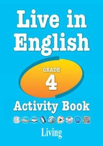 Living Yayınları Live in English 4. Sınıf Activity Book Grade 4