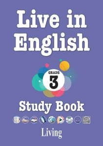 Living Yayınları Live in English 3. Sınf Study Book Grade 3