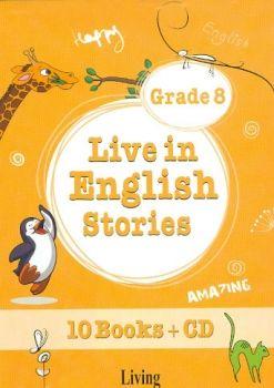 Living Yayınları Live in English 8. Sınıf Stories Grade 8