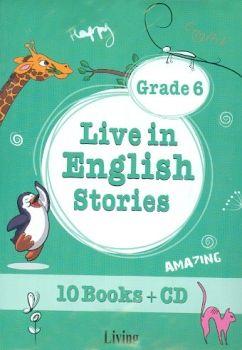 Living Yayınları Live in English 6. Sınıf Stories Grade 6
