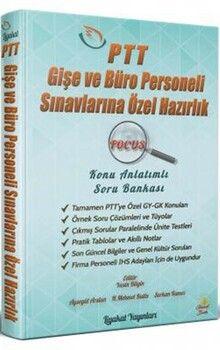 Liyakat Yayınları PTT Gişe ve Büro Personeli Sınavlarına Özel Hazırlık Konu Anlatımlı Soru Bankası