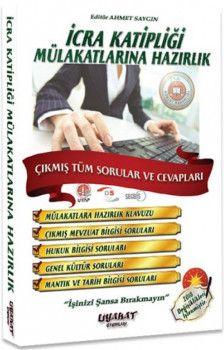 Liyakat Yayınları İcra Katipliği Mülakatlarına Hazırlık Çıkmış Tüm Sorular ve Cevapları
