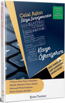 Liyakat Yayınları Dünya Şampiyonundan F Klavye Öğreniyorum