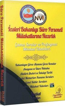 Liyakat Yayınları İçişleri Bakanlığı Büro Personeli Mülakatlarına Hazırlık