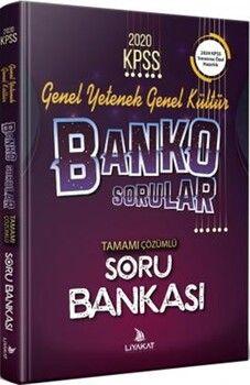 Liyakat YayınlarıKPSS Banko Özel Hazırlık Tamamı Çözümlü Yeni Nesil Soru Bankası