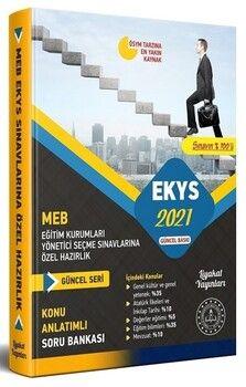 Liyakat Yayınları2021 MEB EKYS Müdür ve Müdür Yardımcılığı Konu Anlatımlı Soru Bankası
