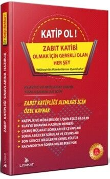 Liyakat Yayınları2021Katip OL Klavye ve Mülakat Aşaması İçin