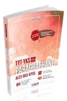 Lodos Yayınevi YKS TYT KPSS ALES DGS Paragrafhane Özet Konu Anlatımlı Soru Bankası