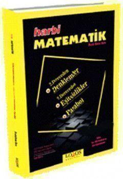 Lodos Yayınları Harbi Matematik 2. Dereceden Denklemler 2. Dereceden Eşitsizlikler Parabol