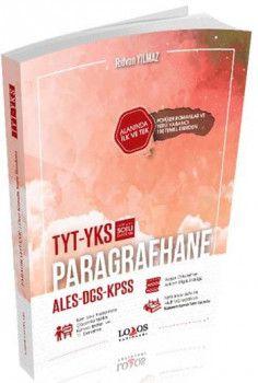Lodos Yayınları TYT ALES DGS KPSS Paragrafhane Özet Konu Anlatımlı Soru Bankası