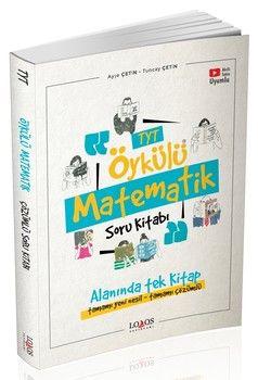 Lodos Yayınları TYT Öykülü Matematik Çözümlü Soru Kitabı