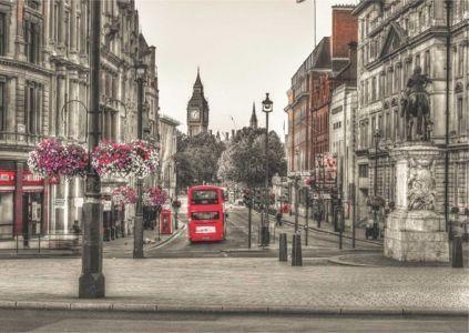 Londra London 1500 Parça Yapboz