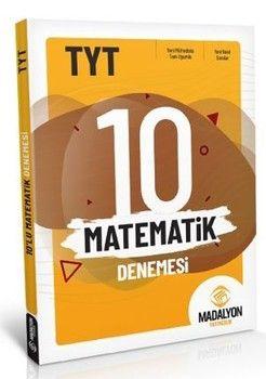 Madalyon Yayınları TYT Matematik 10 Denemesi