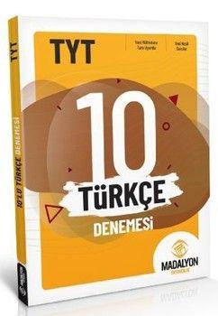 Madalyon Yayınları TYT Türkçe 10 Denemesi