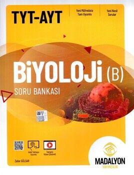 Madalyon Yayınları TYT AYT Biyoloji B Soru Bankası