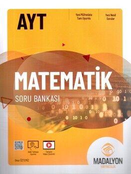 Madalyon Yayınları AYT Matematik Soru Bankası