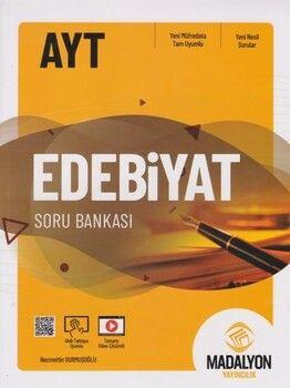 Madalyon Yayınları AYT Edebiyat Soru Bankası