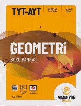 Madalyon Yayınları TYT AYT Geometri Soru Bankası