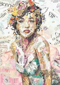 Marilyn Monroe 1500 Parça Yapboz