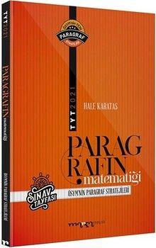 Marka Yayınları 2021 TYT Paragrafın Matematiği ve ÖSYM nin Paragraf Stratejileri Kitabı
