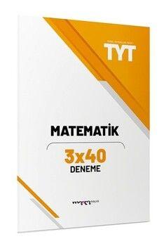 Marka Yayınları TYT Matematik 3 x 40 Deneme