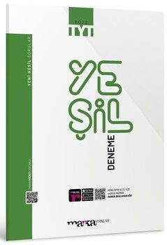 Marka Yayınları TYT Yeni Nesil Yeşil Deneme
