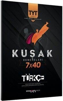 Marka Yayınları2021 TYT Türkçe Kolaydan Zora 7 Kuşak Deneme