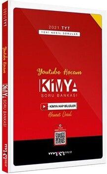 Marka Yayınları2021 TYT Youtube Hocam Kimya Soru Bankası