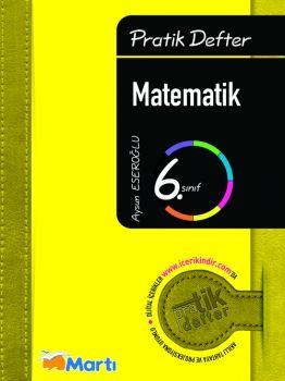 Martı Yayınları 6. Sınıf Matematik Pratik Defter