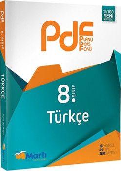 Martı Yayınları 8. Sınıf Türkçe PDF