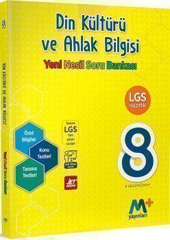 Martı Yayınları 8. Sınıf LGS Din Kültürü ve Ahlak Bilgisi Yeni Nesil Soru Bankası