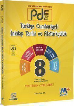 Martı Yayınları 8. Sınıf LGS Türkiye Cumhuriyeti İnkılap Tarihi ve Atatürkçülük PDF Planlı Ders Föyü
