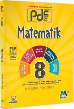 Martı Yayınları 8. Sınıf LGS Matematik PDF Planlı Ders Föyü