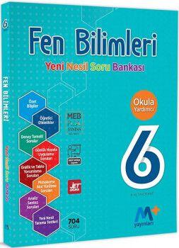 Martı Yayınları 6. Sınıf Fen Bilimleri Yeni Nesil Soru Bankası