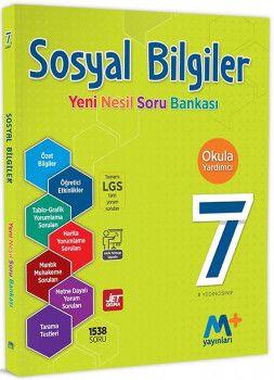Martı Yayınları 7. Sınıf Sosyal Bilgiler Yeni Nesil Soru Bankası