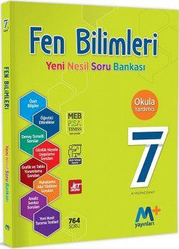 Martı Yayınları 7. Sınıf Fen Bilimleri Yeni Nesil Soru Bankası