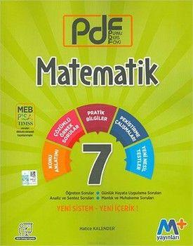 Martı Yayınları 7. Sınıf Matematik PDF Planlı Ders Föyü