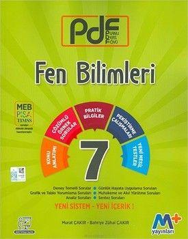 Martı Yayınları 7. Sınıf Fen Bilimleri PDF Planlı Ders Föyü