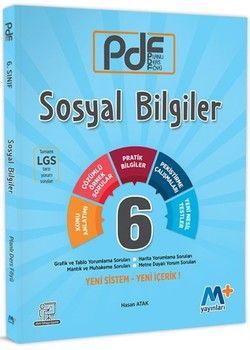 Martı Yayınları 6. Sınıf Sosyal Bilgiler PDF Planlı Ders Föyü