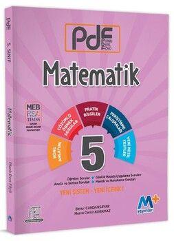 Martı Yayınları 5. Sınıf Matematik PDF Planlı Ders Föyü