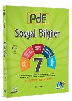 Martı Yayınları 7. Sınıf Sosyal Bilgiler PDF Planlı Ders Föyü
