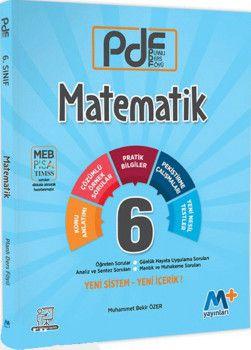 Martı Yayınları 6. Sınıf Matematik PDF Planlı Ders Föyü