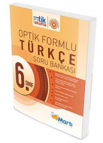 Martı Yayınları 6. Sınıf Türkçe Pratik Okuma Optik Forumlu Soru Bankası