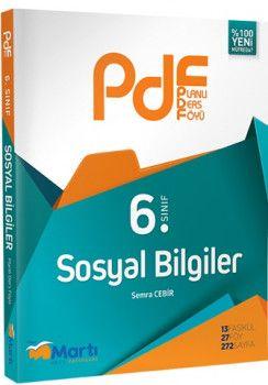 Martı Yayınları 6. Sınıf PDF Sosyal Bilgiler