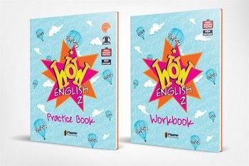 Master Publishing 2. Sınıf WOW English Practice Book Workbook