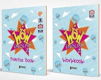 Master Publishing 2. Sınıf WOW English Practice Book & Workbook